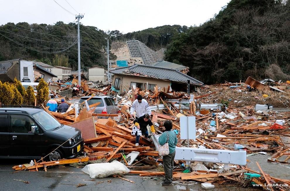 日本专家称:东京30年内有70%几率 发生7级以上的大地震