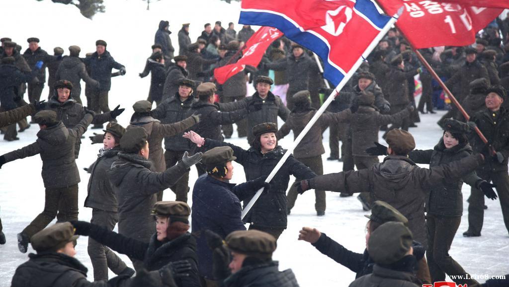 美国警告朝鲜 不要向日本发射导弹