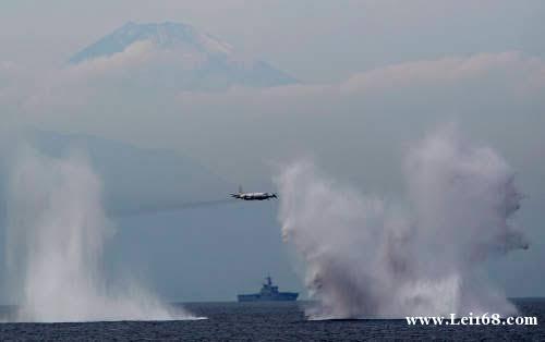 """派遣船只搜情报 日本不断提升在中东""""存在感"""""""