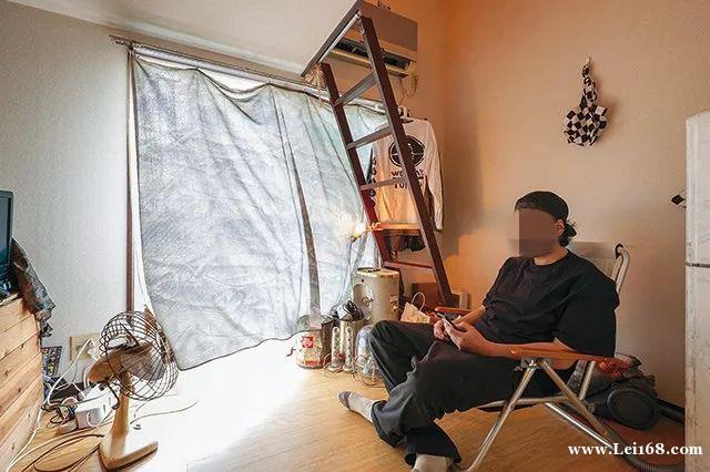 40岁男子从东京搬乡下生活月花销500元 被怒喷