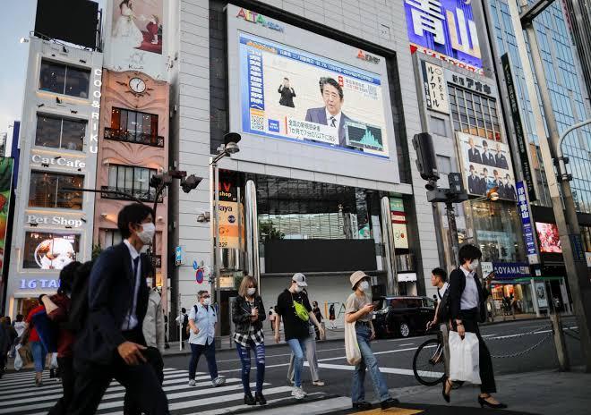 日本拟解除东京的紧急状态 并考虑推出近1万亿美元刺激计划