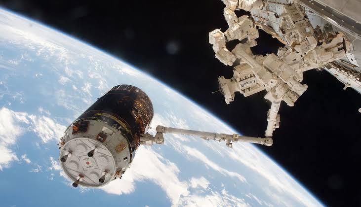"""日本货运飞船""""鹳""""抵达空间站 9次任务完美收官"""