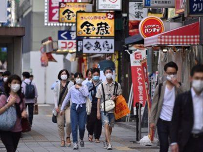 日本新增确诊病例63例 东京都等地警惕疫情反弹