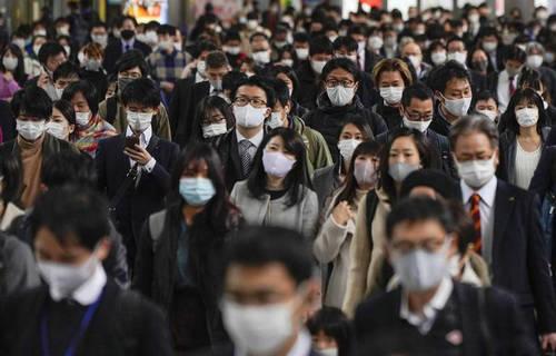 谷歌向日本提供疫情预测:未来四周,日本将新增27万名新冠感染者