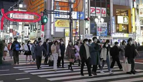 日本新冠感染人数突破44万,中国将推出春苗行动为海外同胞接种新冠疫苗!