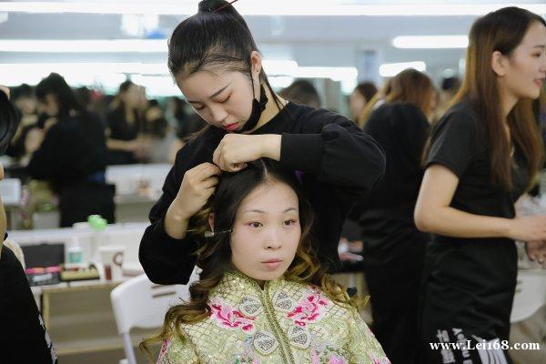 运城学化妆美容美发去哪里