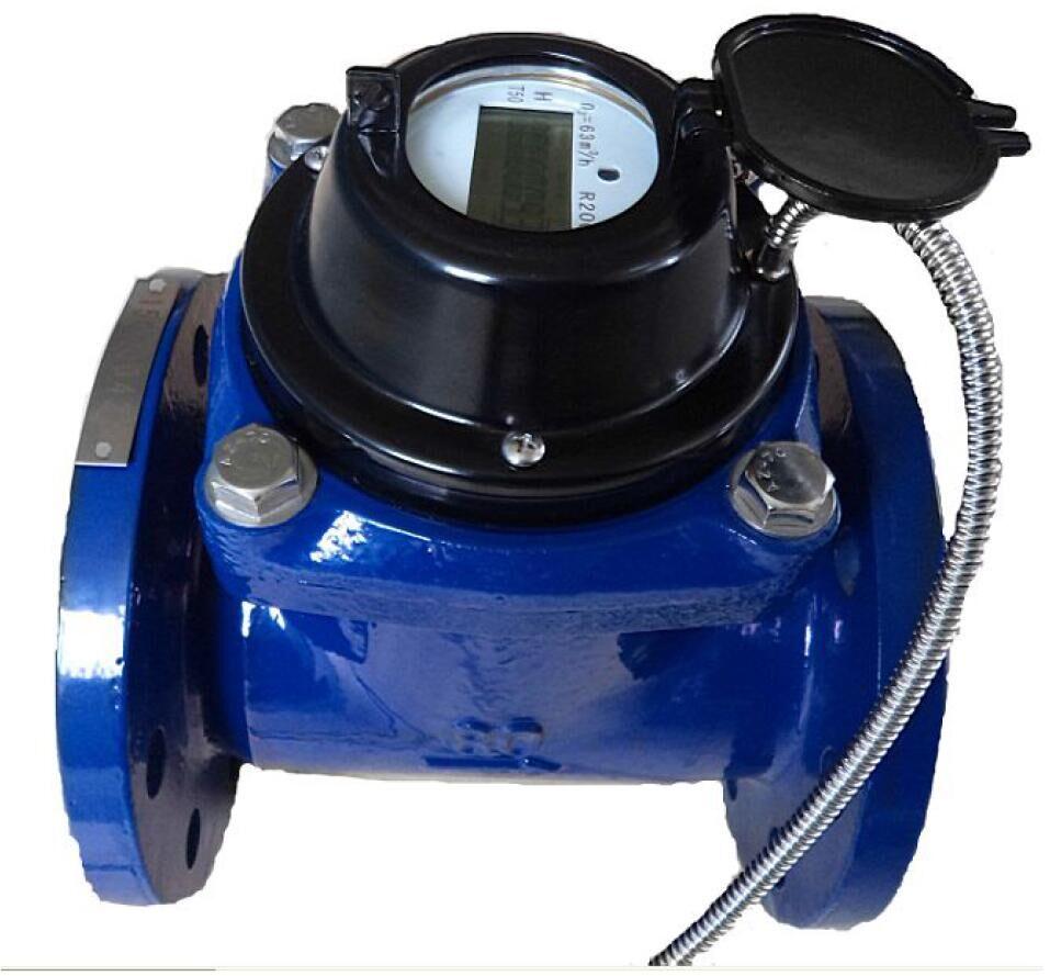 西安大口径电子水表报价生产厂家---西安秦威仪表厂
