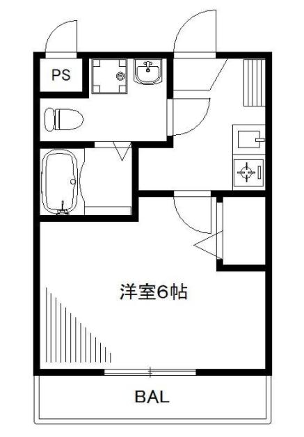 東武東上線 车站5分0礼0压 08年建月租5万