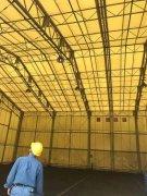 本人想搭一個大概500平方米的钢结构仓库大棚